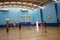 TH badminton