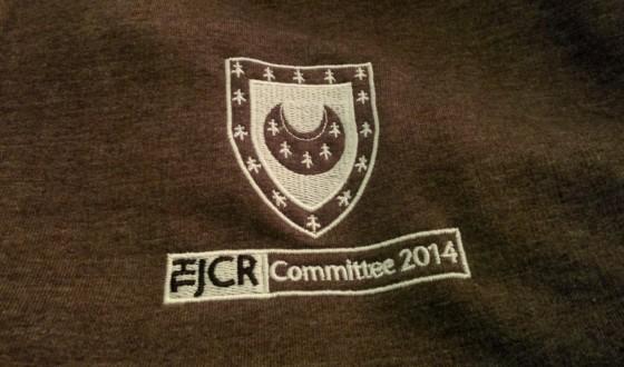 JCR Committee 2014 logo